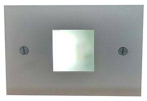 Balizador de Parede para Caixa 4x2 - Cor Branca
