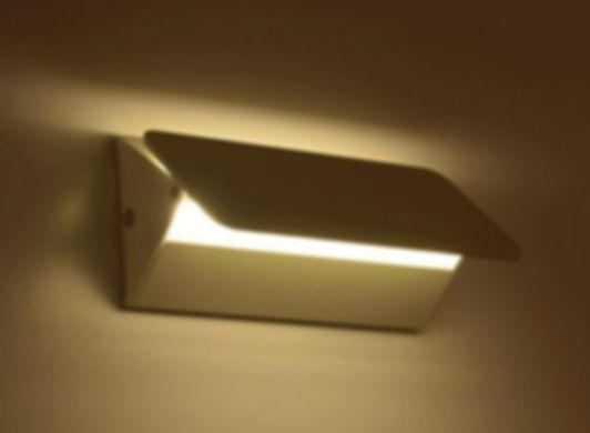 Arandela Led Decorativa com Luz Indireta 3W