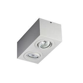 Módulo de sobrepor para lâmpada dicróica ou led GU10