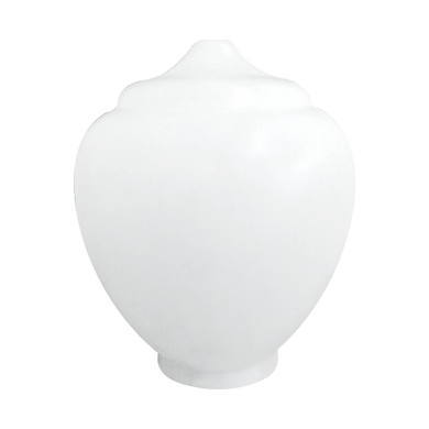 Globo de Plástico Celeste Português para Poste