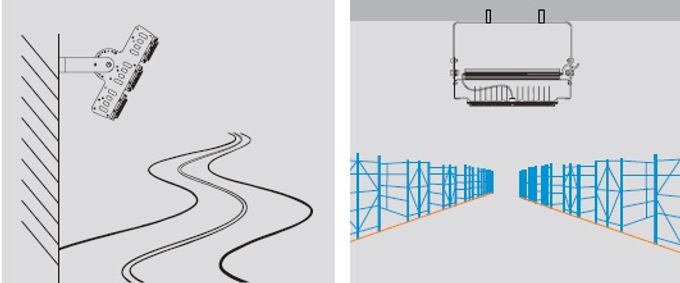 Projetor Modular Led 300w 33.000 Lúmens Industrial