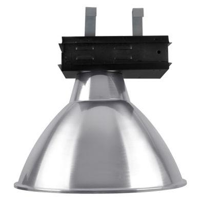 Pendente Industrial com Alojamento Caixa Preta - 250w / 400w - Ames Iluminação.