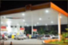 Luminária Led para Posto de Combustível -Ames Iluminação - 4