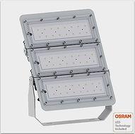 Luminária Led Industrial Refletor para Área Externa