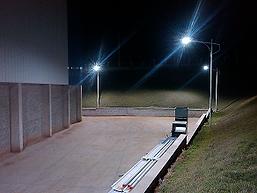 Luminária Pétala Led para Iluminação Pública - Imagem 3 - Ames