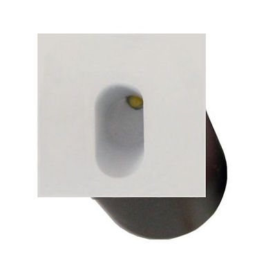 balizador de parede, alumínio, E27, branco, preto, luminária de parede, embutido de parede, balizador, parede, embutido, fabricante de luminária, quadrado