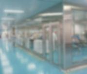 Luminária Sala Limpa- Imagem 4 - Ames Iluminação - Manipulação Laboratório