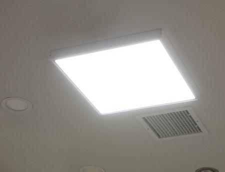 Luminária Painel Sobrepor Led 60x60 - Teto Sobrepor