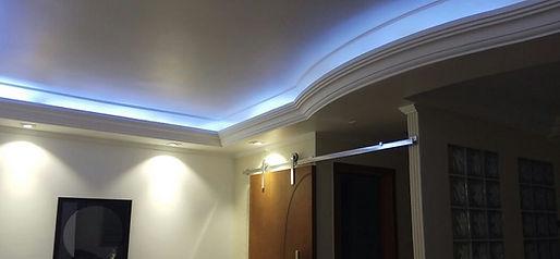 Luminária Led para Sanca e Forro de Gesso - Foto 1 - Ames Iluminação