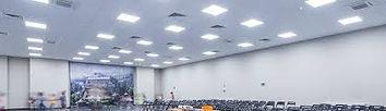 Luminária Plafon Led Embutir Quadrado, 6w, 12w, 18w e 25w