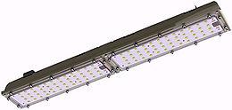 Iluminação para Estacionamento - Luminária Hermética Led.