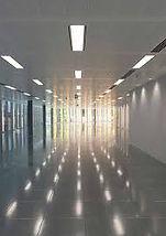 Luminária de Embutir comDifusor Poliestireno Translúcido (Leitoso)