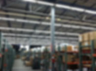 Lâmpada Led HO 2,40m 45w com Inmetro - Galpão