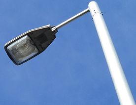 Suporte para Fixação de Luminária Pública - Núcleo para topo de poste - foto 1