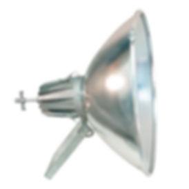 Projetor Circular E-40 para Iluminação de Longo Alcance
