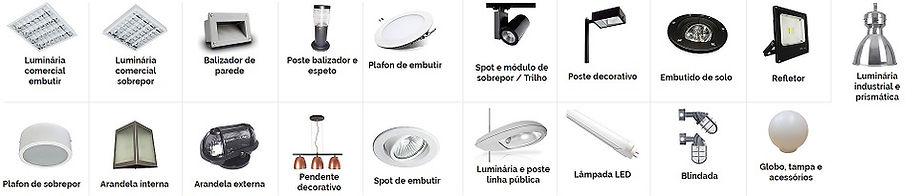 Iluminação para Loja de Conveniência - Apresentação