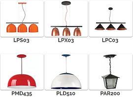 Indústria de Pendente Decorativo em São Paulo - SP- Ames Iluminação 1