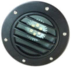 Embutido de Solo com grade para Lâmpada PAR30 PAR38 e AR111