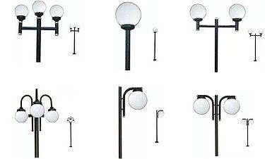 Iluminação Externa para Jardim - Imagem 6