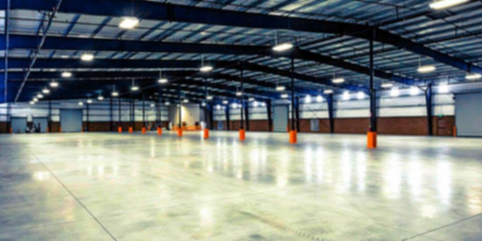 Luminária Led Industrial
