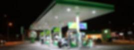Luminária Led para Posto de Combustível -Ames Iluminação - 2