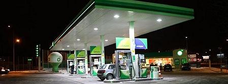 Fabricante e Distribuidor de Luminária Led para Posto de Combustível