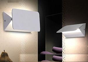 Arandela Led Decorativa com Luz Indireta 3W - Moderna - Ames Iluminação - Imagem 5