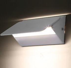 Arandela Led Decorativa com Luz Indireta 3W - Moderna - Ames Iluminação - Imagem 1
