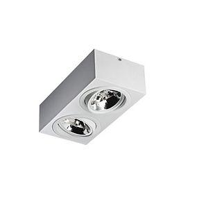 Módulo de sobrepor para lâmpada AR111 ou led