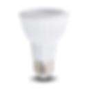 Lâmpada LED PAR 20 rosca E27