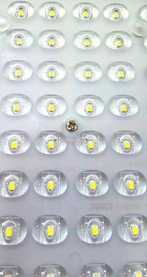Luminária Pétala Pública Led SMD, 50w, 100w e 150w - Ames Iluminação
