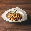 Pappardelle with Porcini