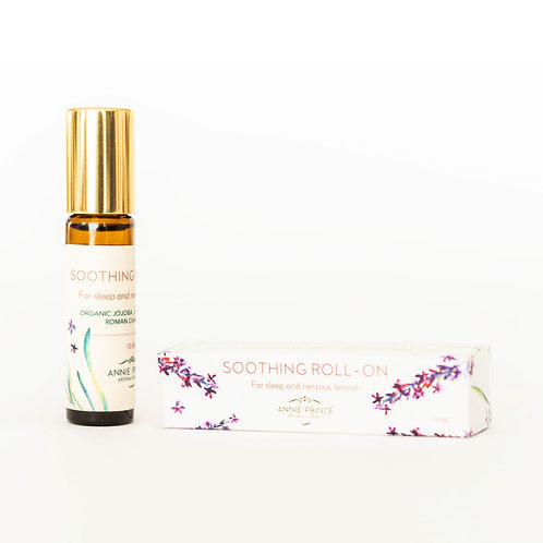 SOOTHING ROLL-ON  FOR SLEEP AND NERVOUS TENSION 10ML