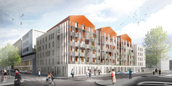 Rue Royale Architectes, Lyon