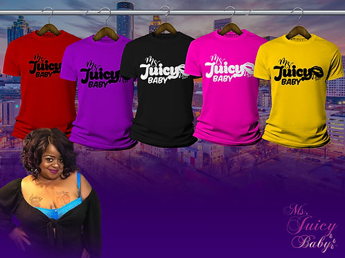 Ms Juicy Baby T-Shirt