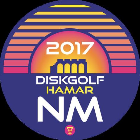 Frivilling under NM i Diskgolf 2017