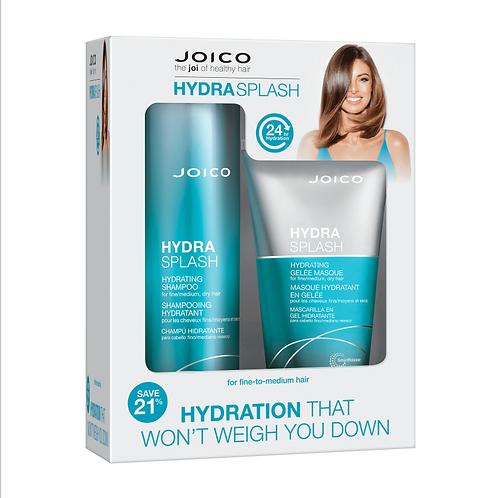 HydraSplash Shampoo, Gelee Masque Duo