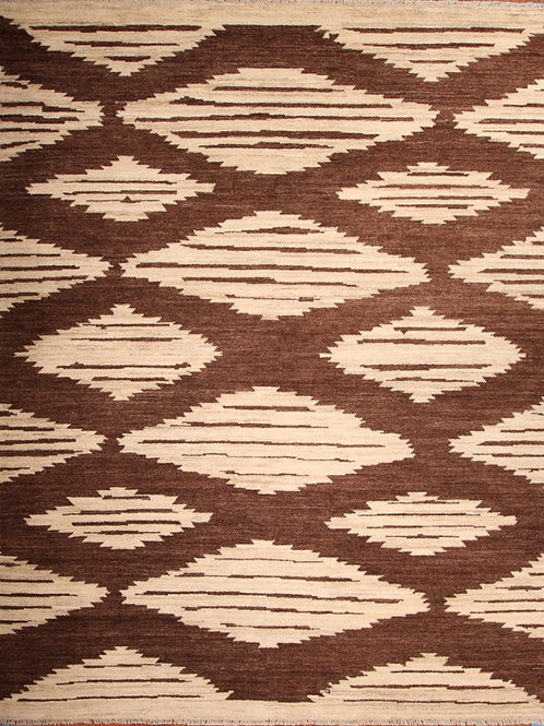 Wool Pak Moroccan | 9.3 X 11.11