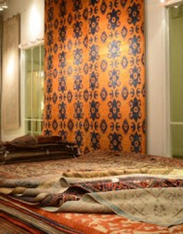 Call San Francisco Rug Gallery Professional Cleaning and Repair at (415) 874-9823 and schedule a professional, eco-friendly natural rug cleaning service today
