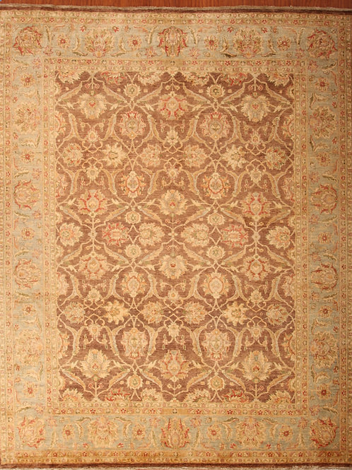 Wool Pakistani Rug | 7.10 X 9.10