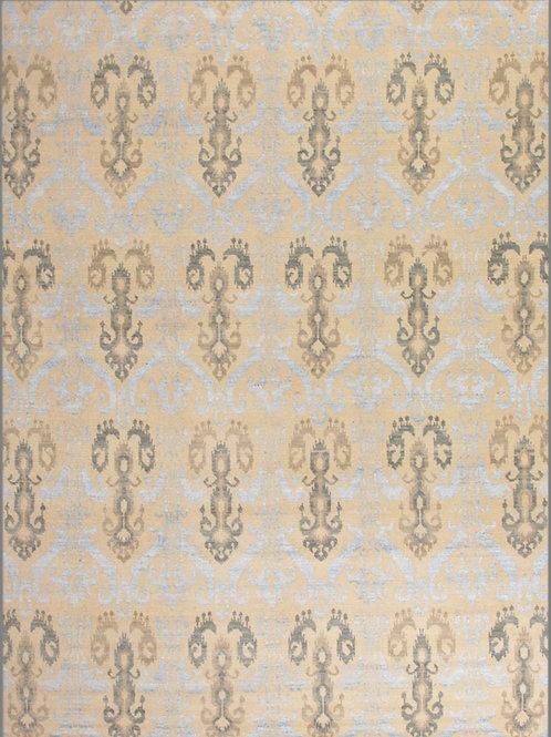 Handmade Wool Rug | 7.10 X 10.3
