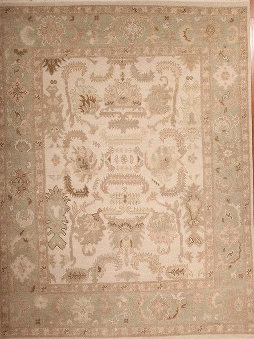 Wool Indian Northwest Design | 8.9 X 11.6