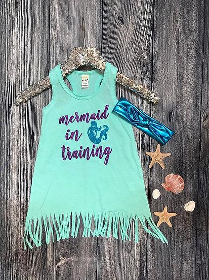 Fringe Dress | Mermaid in Training