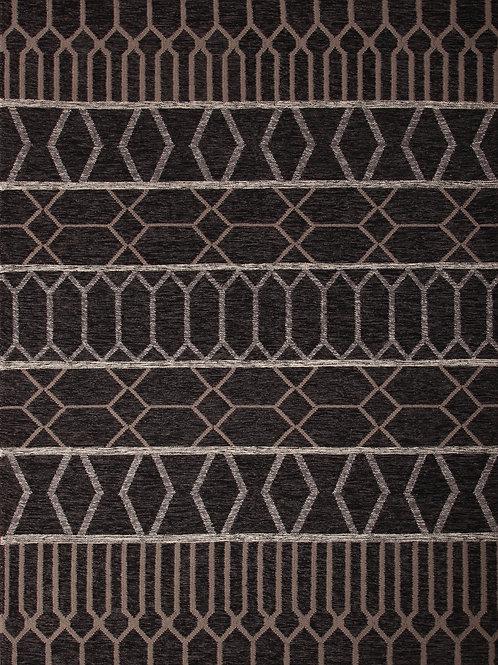 Handmade 100% Wool Indian Rug Durrie | 6 X 9