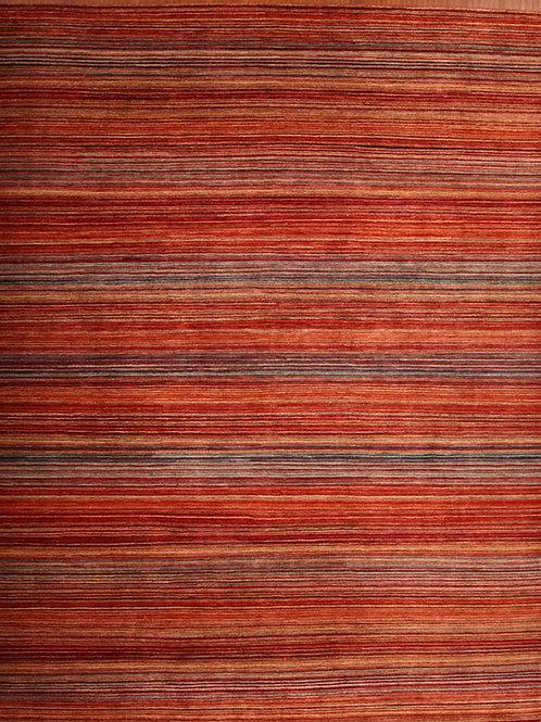 Wool Afghanistani Rug Gabbeh   9.0 X 11.6
