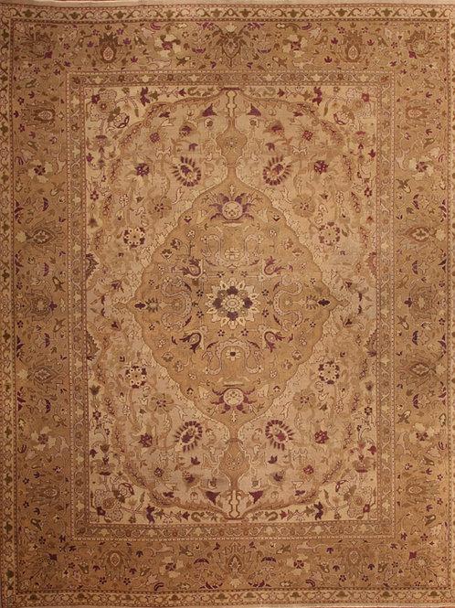 Wool Antique Agra | 9 X 11.6