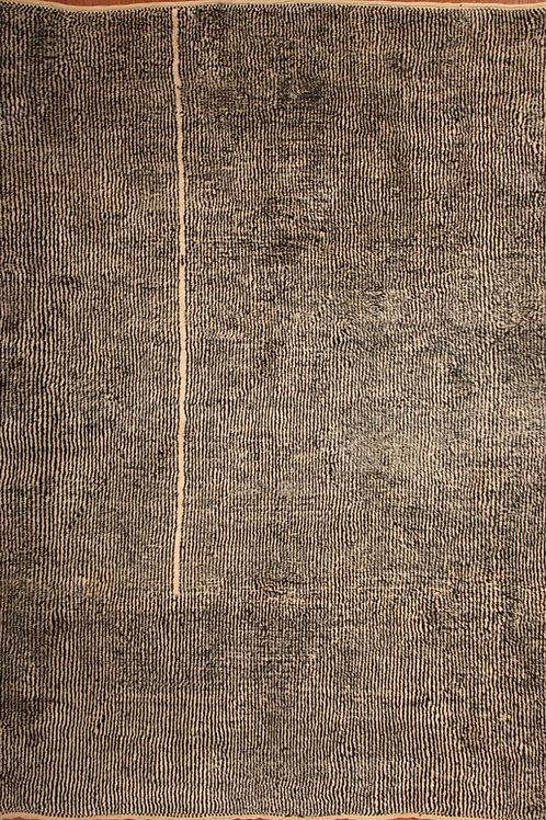 Wool Moroccan Rug | 8.1 X 11.6