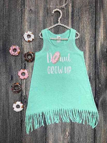 Fringe Dress   Donut Grow Up