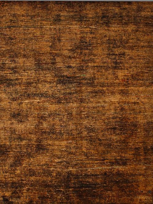 Handmade 100% Bamboo Silk Indian Rug | 8 X 10.1