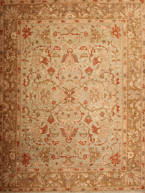 Wool Pak Oushak | 8.0 X 10.7